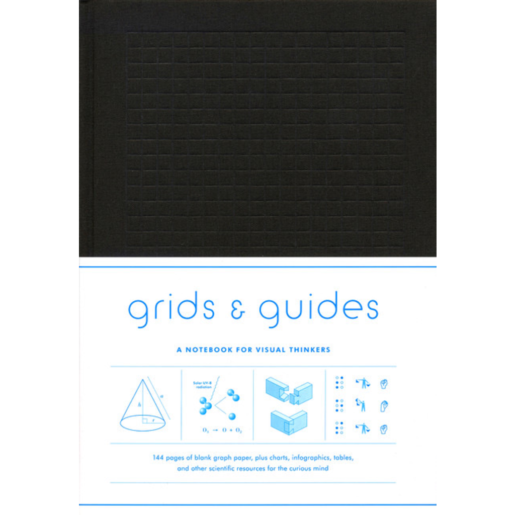 Princeton Architectural Press Grids & Guides (Black)