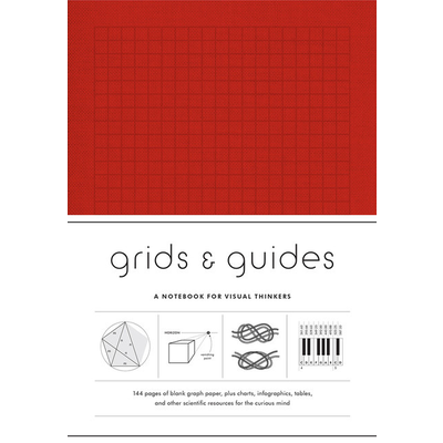Princeton Architectural Press Grids & Guides (Red)