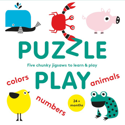 Laurence King Publishing Puzzle Play