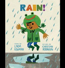 Houghton Mifflin Harcourt Rain!