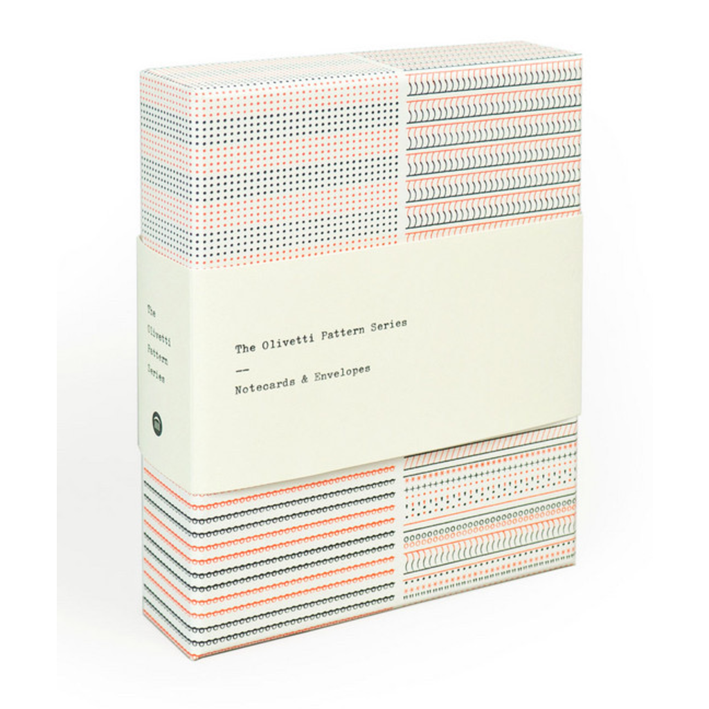Princeton Architectural Press The Olivetti Pattern Series