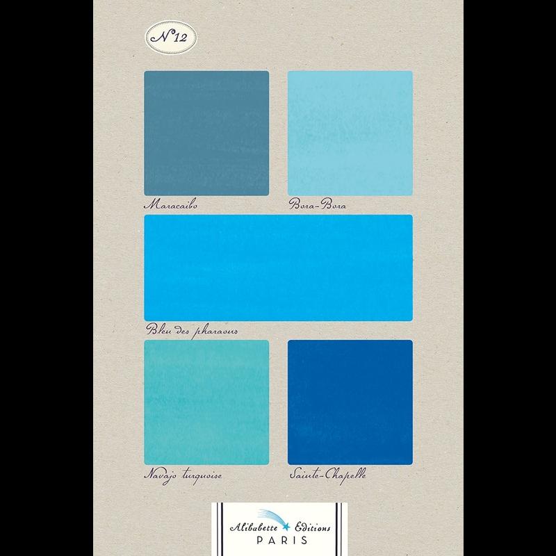 Alibabette Editions Bleus n12