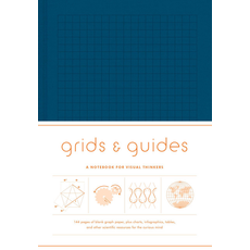 Princeton Architectural Press Grids & Guides (Navy)