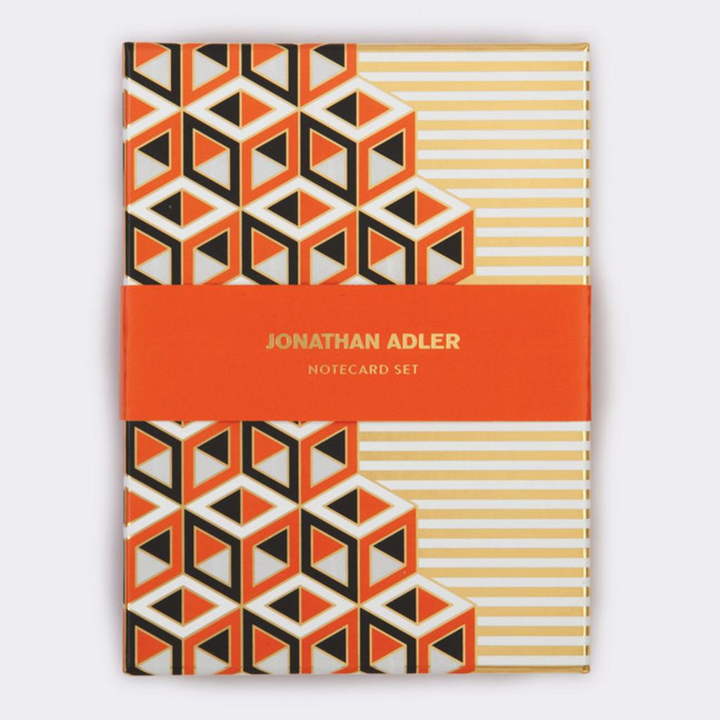Galison Mudpuppy Jonathan Adler Versailles Boxed Diecut Notecard Se