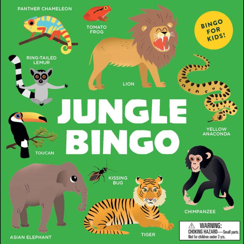 Laurence King Publishing Jungle Bingo