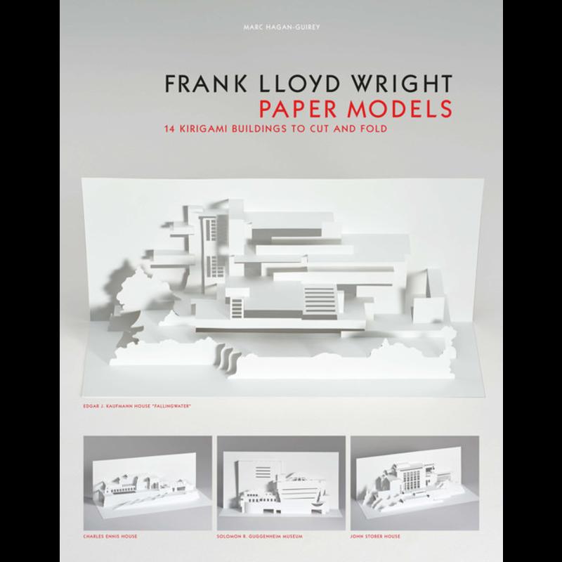 Laurence King Publishing Frank Lloyd Wright Paper Models