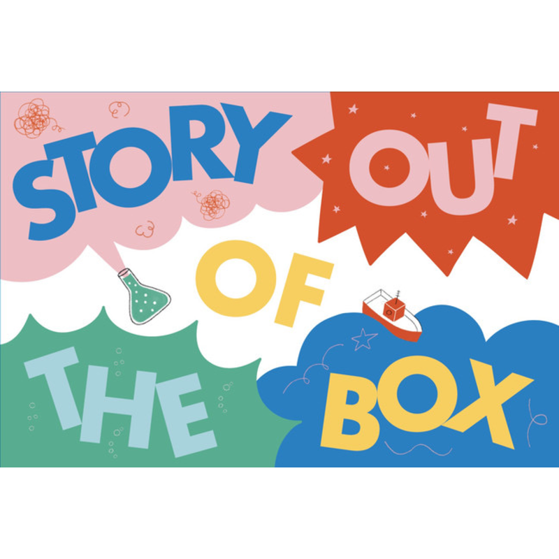 Laurence King Publishing Story Out of the Box