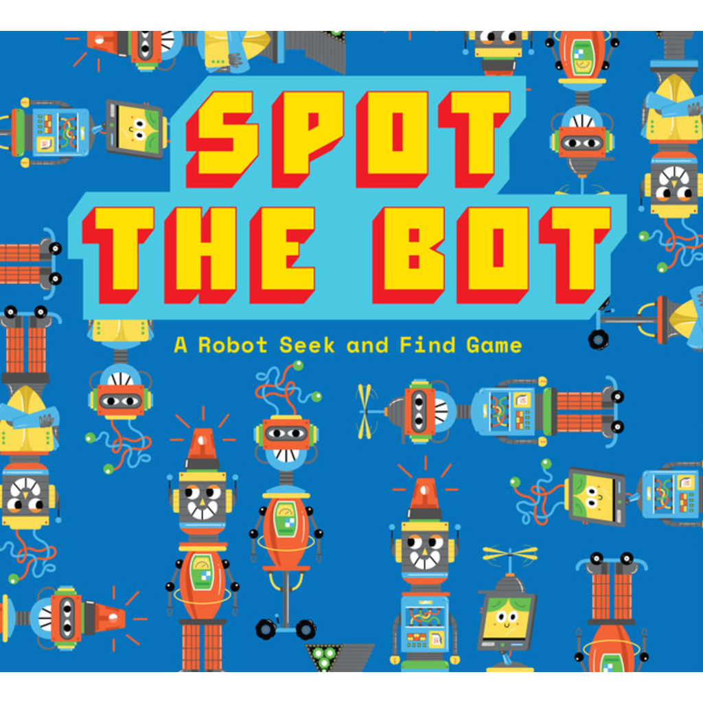 Laurence King Publishing Spot the Bot