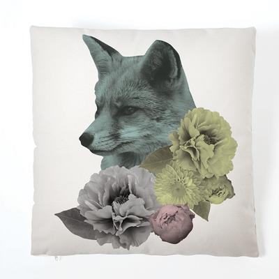 Imm Pastel Pastiche Cushions -  Fox