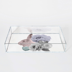 Imm Pastel Pastiche  Acrylic Tray
