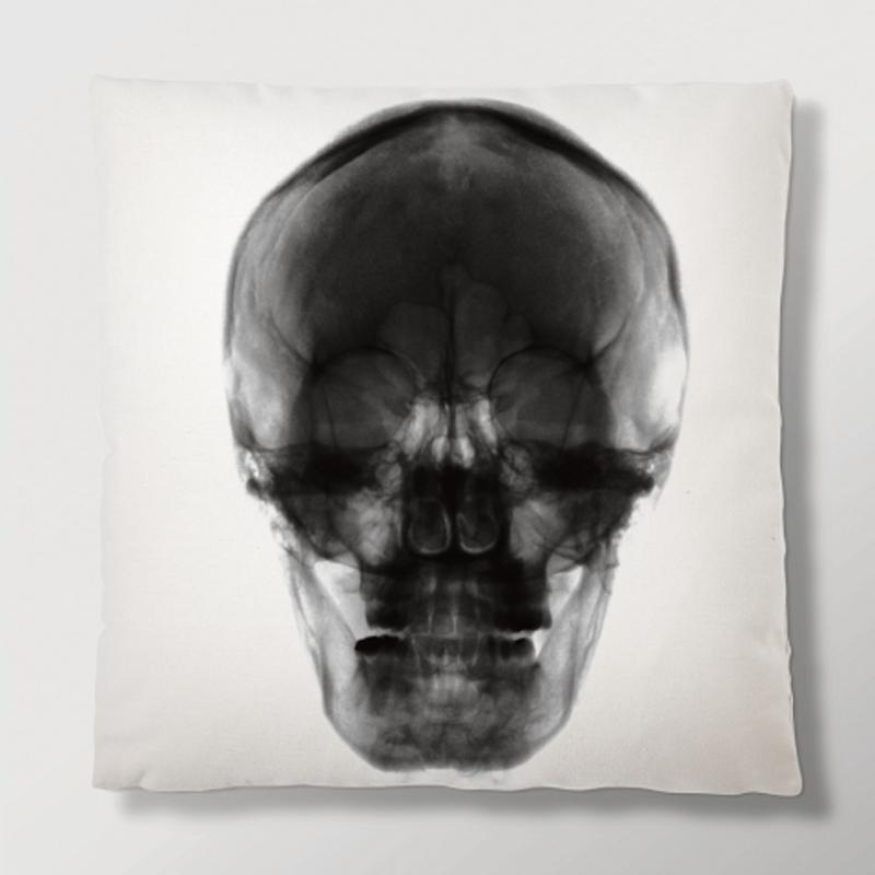Imm Radiant Relics Cushions - Skull X-Ray