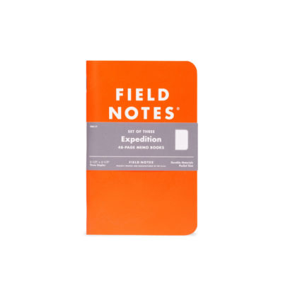 Field Notes Field Notes Expedition Edition