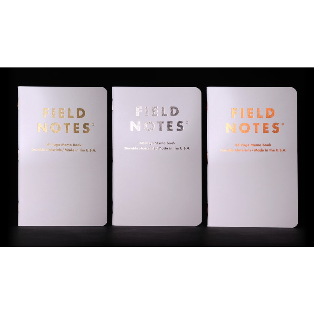 Field Notes Field Notes Group Eleven Edition