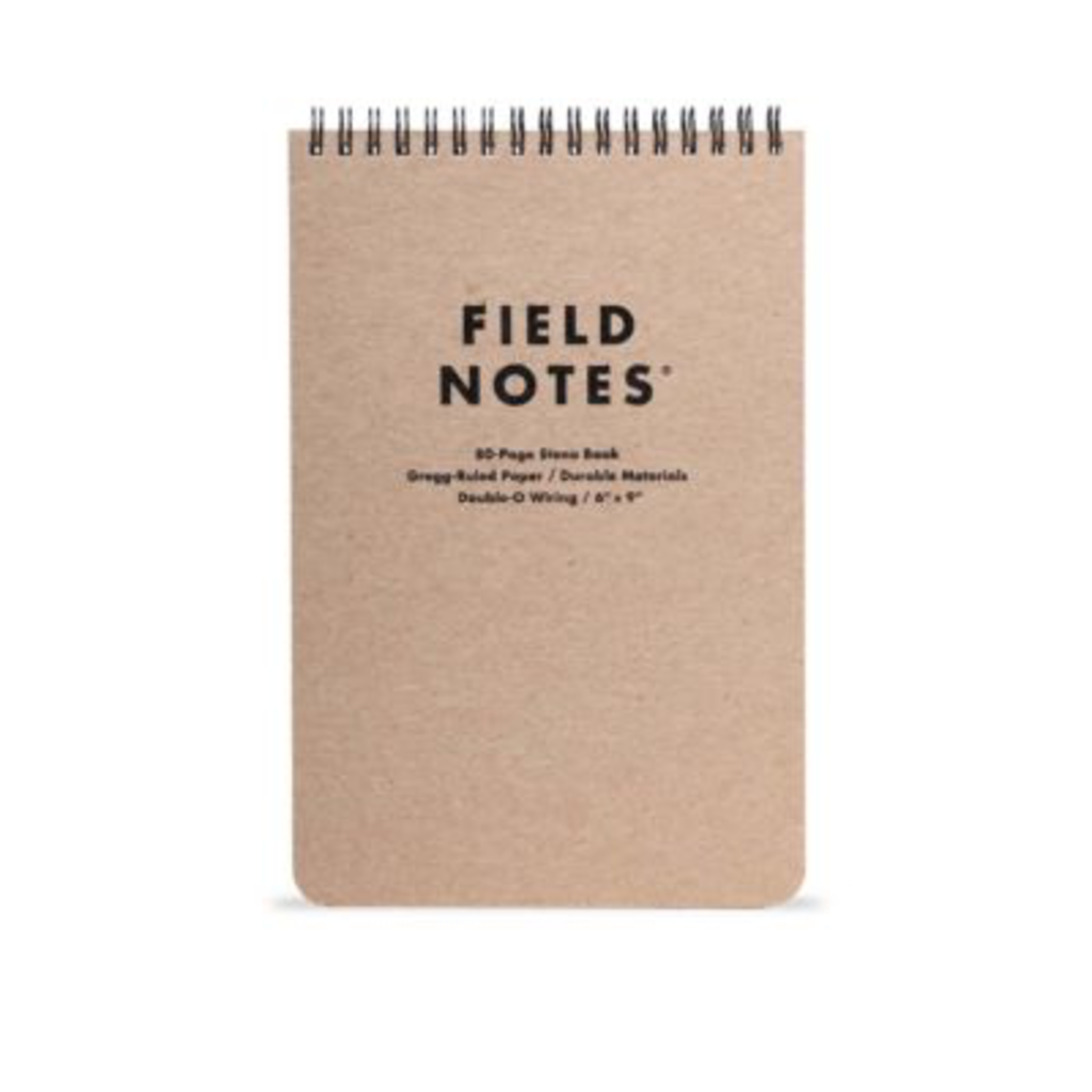 Field Notes Field Notes 80 Page Steno Pad