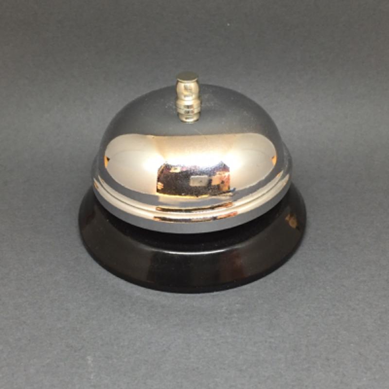 Kikkerland Classic Stationery Bell
