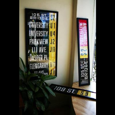 Vivid Print ETS Single Destination | Ring / Univ. - 82 Ave 79 St. - City