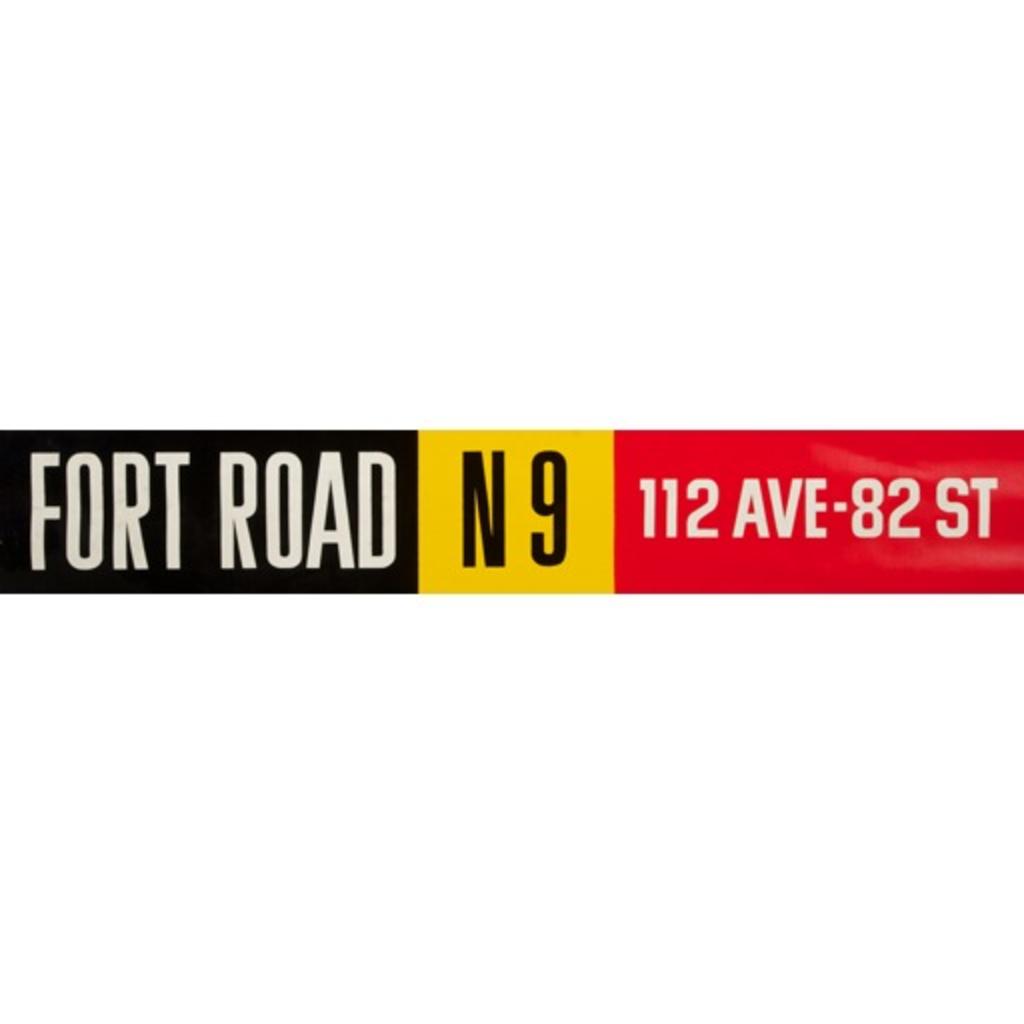 Vivid Print ETS Single Destination | Fort Road / Express Downtown