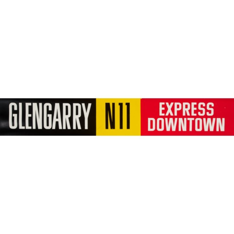 Vivid Print ETS Single Destination | Glengarry / Express Downtown