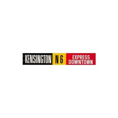 Vivid Print ETS Single Destination | Kensington / Express Downtown