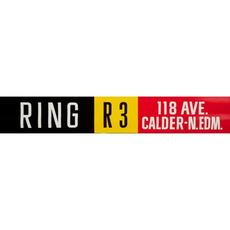 Vivid Print ETS Single Destination | Ring / 118 Ave. Calder - N. Edm.