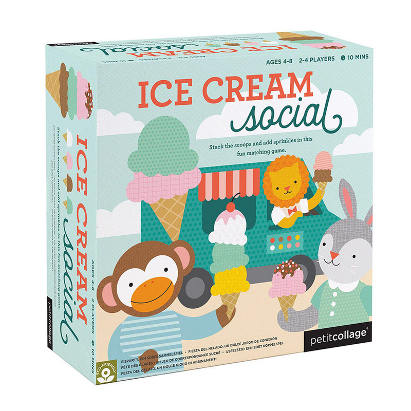 Wild & Wolf Ice Cream Social Game