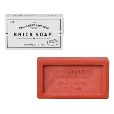 Wild & Wolf Gentlemen's Hardware; Brick Soap