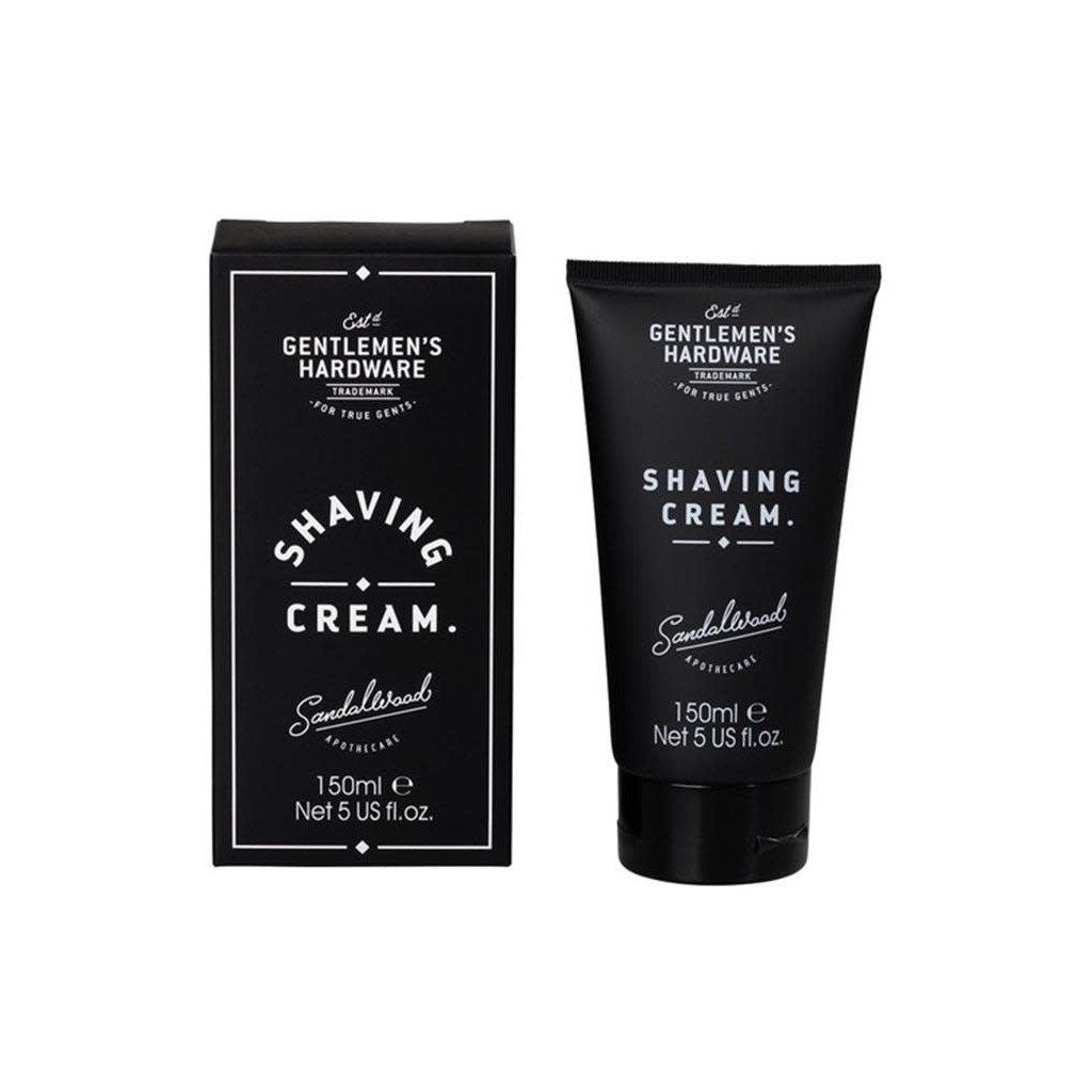 Wild & Wolf Gentlemen's Hardware Shave Cream