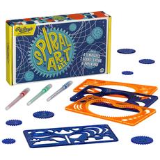 Wild & Wolf Spiral Art Kit