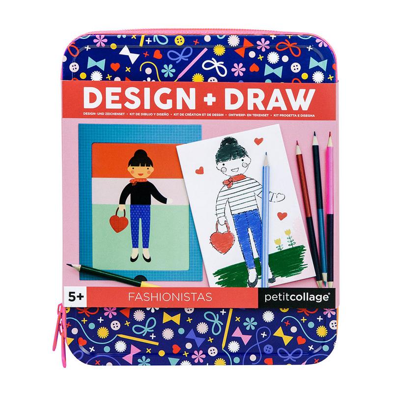Wild & Wolf Design + Draw - Fashionistas