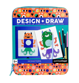 Wild & Wolf Design + Draw - Monsters