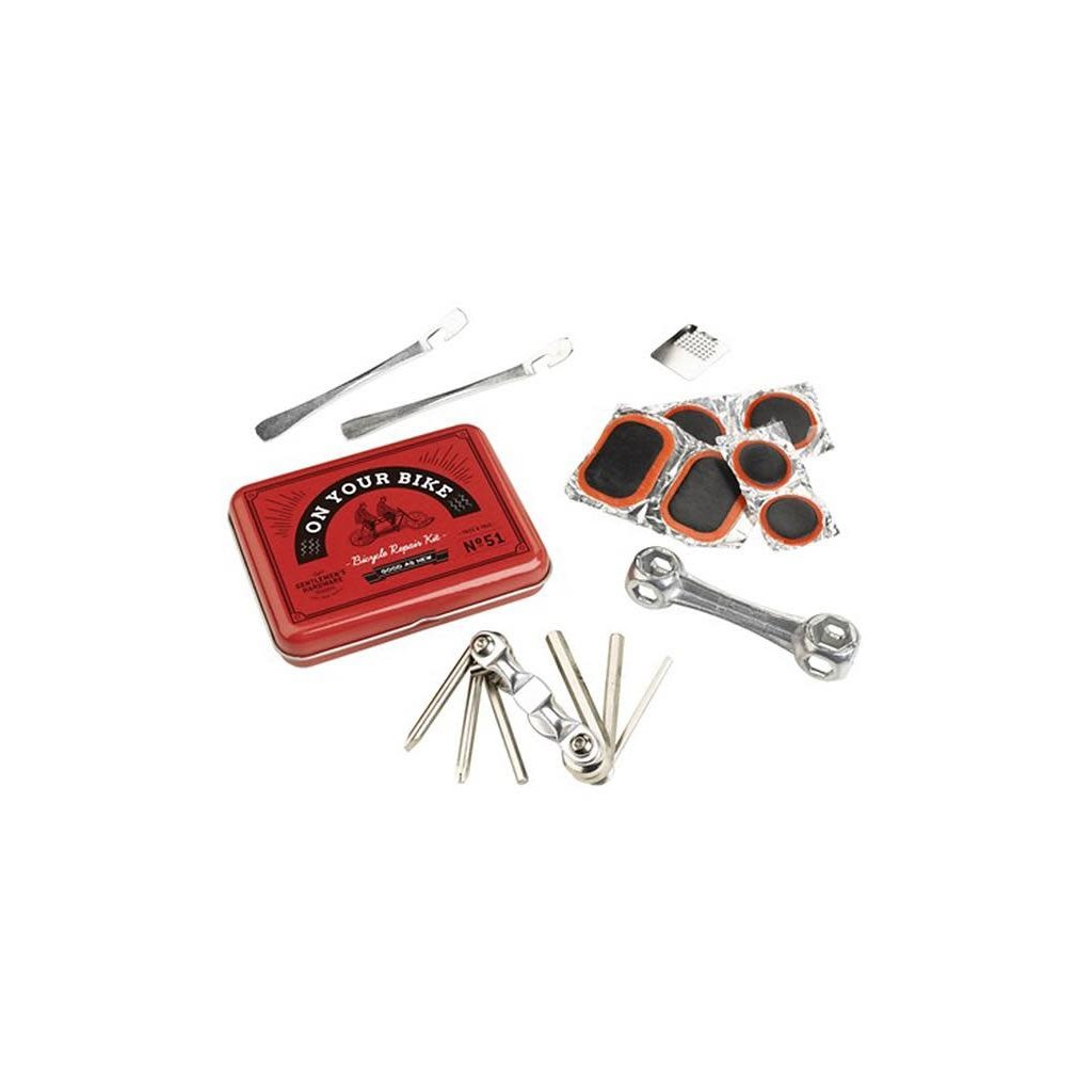 Wild & Wolf Gentlemen's Hardware Bicycle Puncture Repair Kit