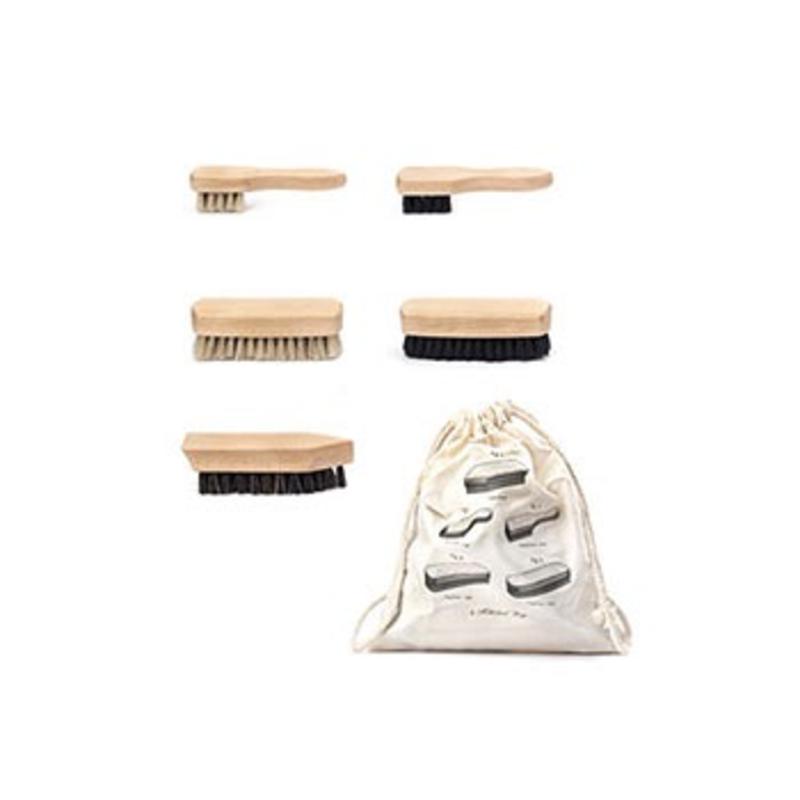 Kikkerland Shoe Cleaner Brush Set/5