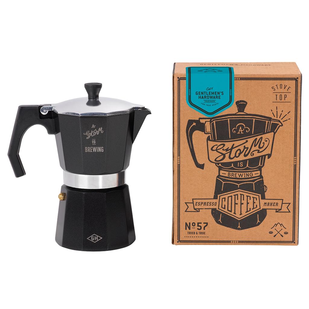 Wild & Wolf Gentlemen's Hardware Coffee Percolator