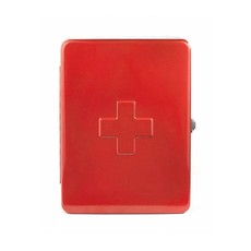 Kikkerland First Aid Box Large Red