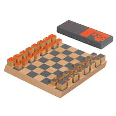 Wild & Wolf Chess Wild Wood