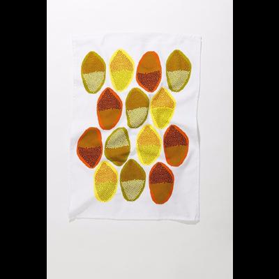 Mezzaluna Pods Tea Towel