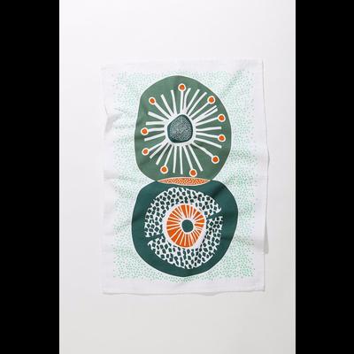Mezzaluna Crop Circles Tea Towel