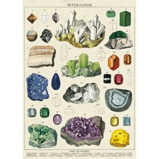 Cavallini Mineralogie Wrap Sheet
