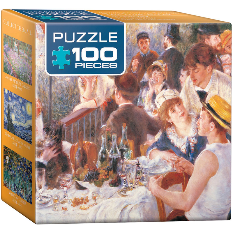 Eurographics Pierre-Auguste Renoir - The Luncheon Jigsaw Puzzle