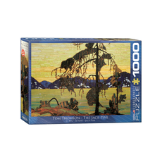 Eurographics The Jack Pine Jigsaw Puzzle