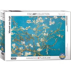 Eurographics Almond Blossom Jigsaw Puzzle