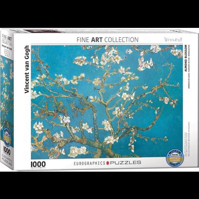 Eurographics Almond Blossom Jigsaw Puzzle