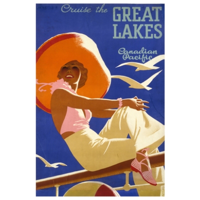 Eurographics Canadian Pacific - Cruise The Great Lakes