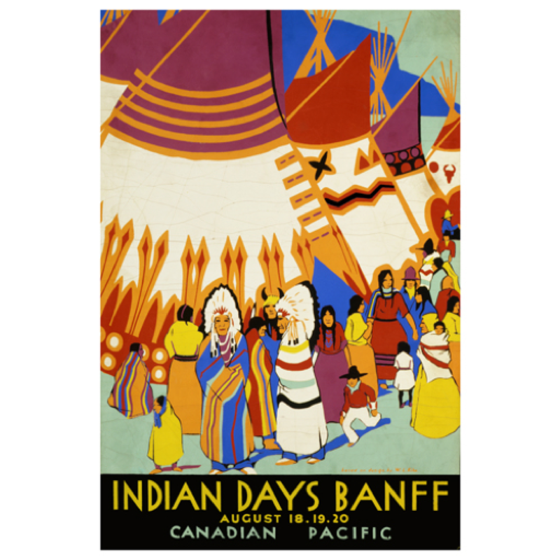 Eurographics Indian Days Banff