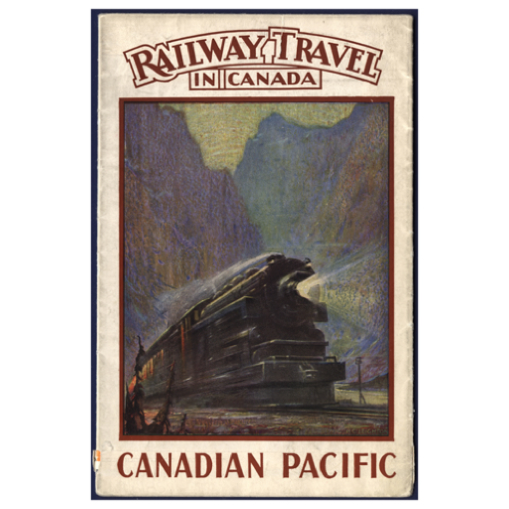 Eurographics Railway Travel in Canada