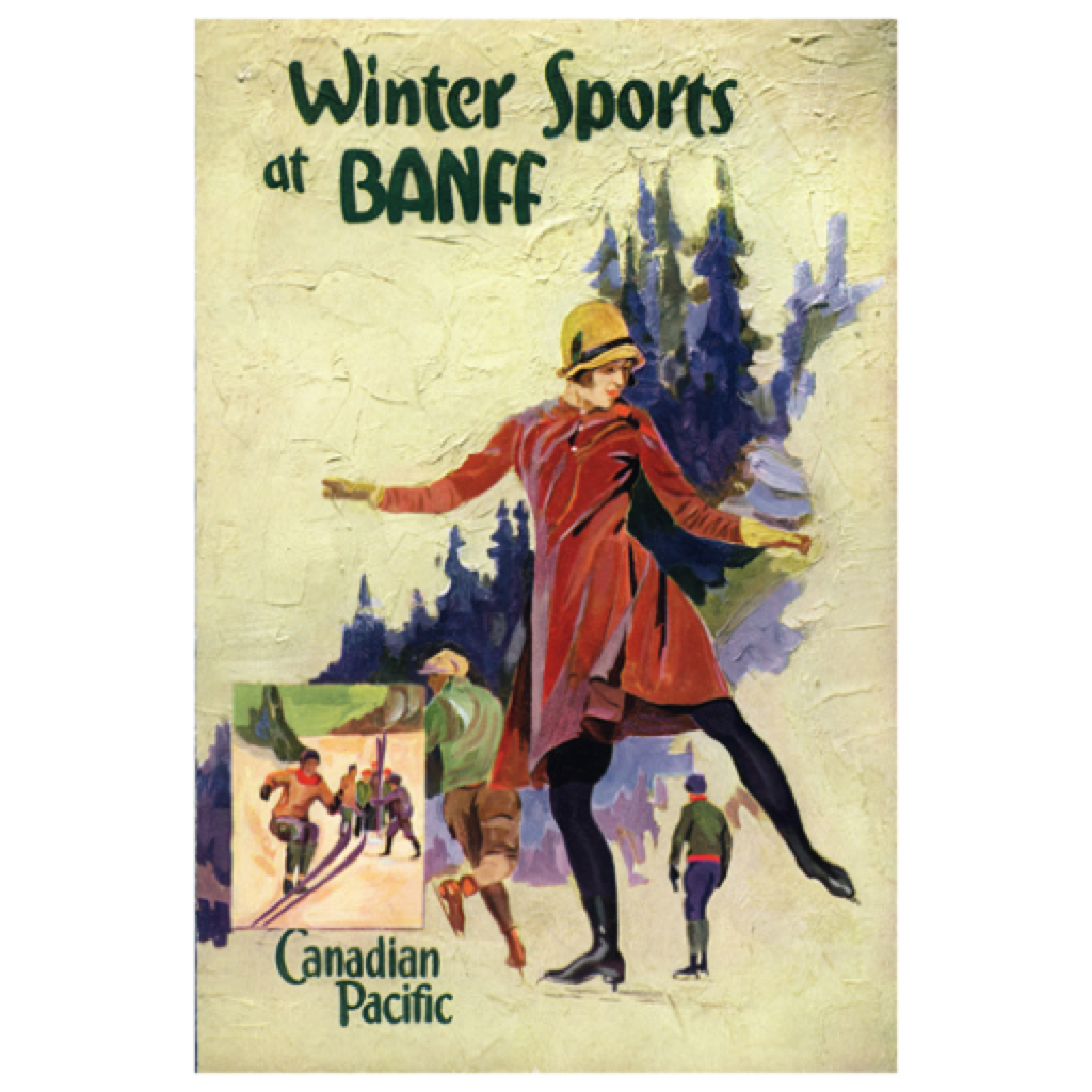 Eurographics Banff Winter Sports - Rocky Mountains Canada