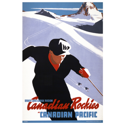 Eurographics Banff-Lake Louise Region, Canadian Rockies