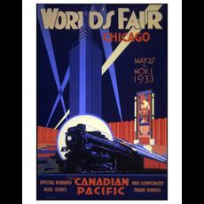 Eurographics World's Fair Chicago, 1933