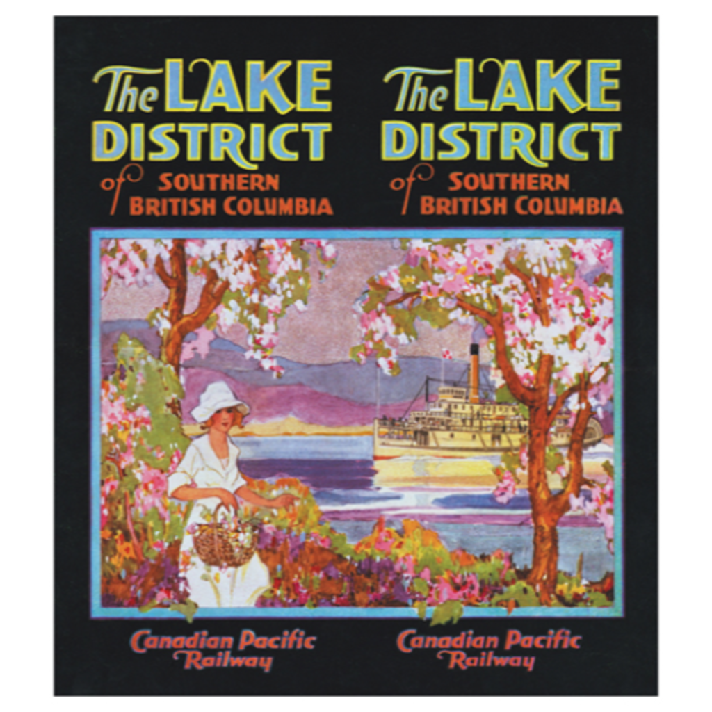 Eurographics The Lake District of Southern British Columbia