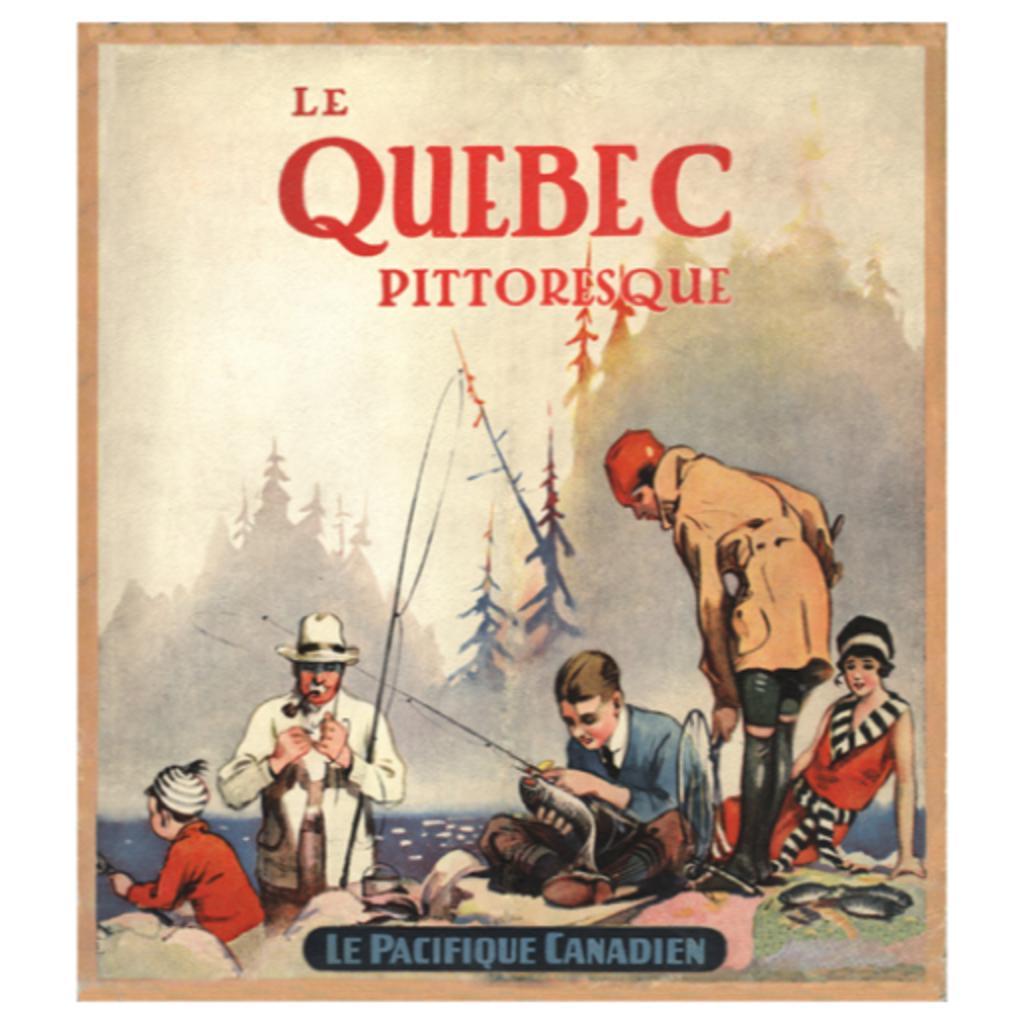 Eurographics Le Quebec Pittoresque